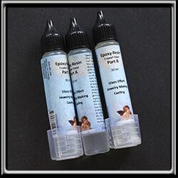 Epoxy műgyanta ékszerkészítéshez 3*30 ml