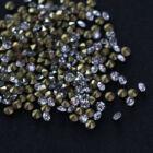 Áttetsző kristály üveg kúpos strassz 2.6-2.7 mm SS9