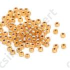 Ezüst közepű arany AB / Silver Lined Gold AB 91003 5g 11/0 2