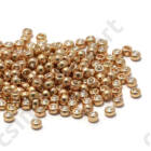 Galvanizát sárga arany / Galvanized Yellow Gold 91052 5g 11/0 2