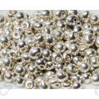 Galvanizált Ezüst / Galvanised Silver 9181 5g Miyuki csepp gyöngy 2