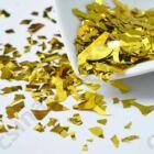 Arany színű pehely 1