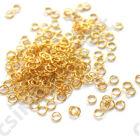 5 g Aranyozott szerelőkarika 4 mm NIKKELMENTES