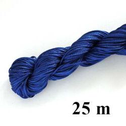 25 m Kék fonott selyemszál