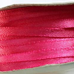 Szaténszalag 3 mm pink