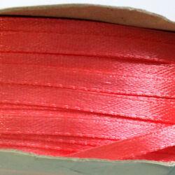 Szaténszalag 3 mm rózsaszín