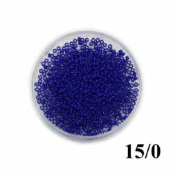 Opak sötétkék / Opaque Cobalt 9414 5g 15/0 Miyuki kásagyöngy