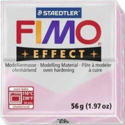 Fimo Effect süthető gyurma 56g Pasztell Rózsakvarc / Rose Quartz 206