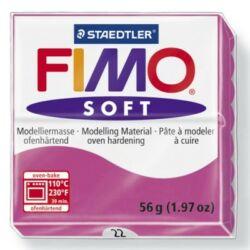 Fimo Soft süthető gyurma 56g Málna / Raspberry 22