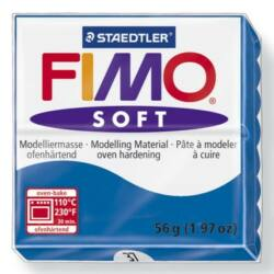 Fimo Soft süthető gyurma 56g Tengerkék /Pacific blue 37