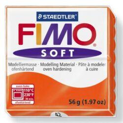 Fimo Soft süthető gyurma 56g Mandarin / Mandarine 42