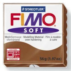 Fimo Soft süthető gyurma 56g Karamell / Caramel 7