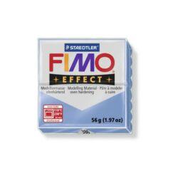 Fimo Soft süthető gyurma 56g Kék Achát / Blue achat 386