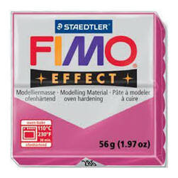 Fimo Effect süthető gyurma 56g Rubin kvarc / Ruby Quartz 286