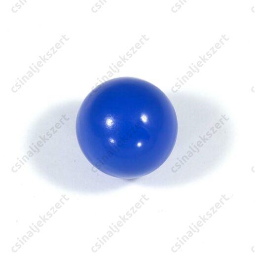 Kék 18 mm csengő golyó angyalhívó medálba