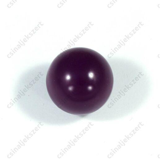 Lila 18 mm csengő golyó angyalhívó medálba