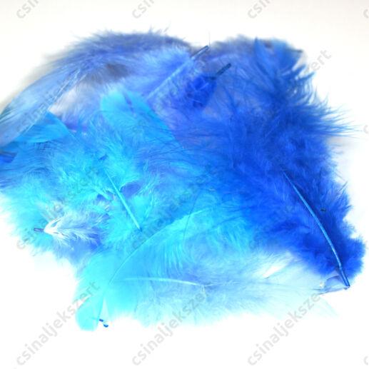 Kék vegyes madártoll