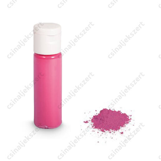 20 ml Fuxia pigmentpor
