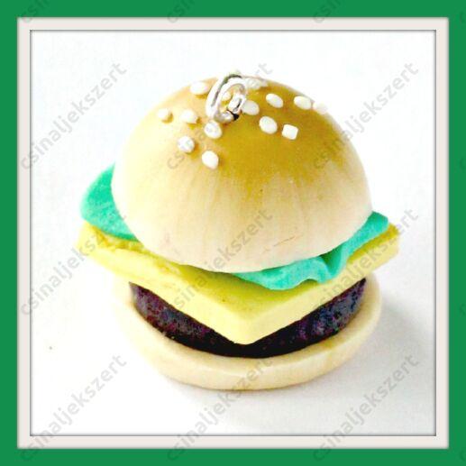 Gyurma medál sajtburger