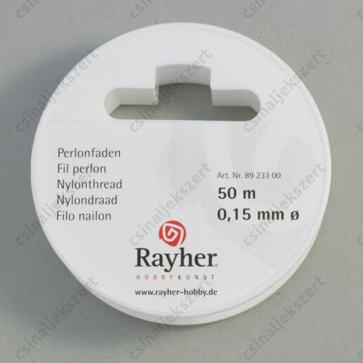 Extra vékony damil 0.15mm