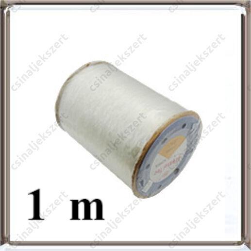 Áttetsző rugalmas damil 0.7 mm