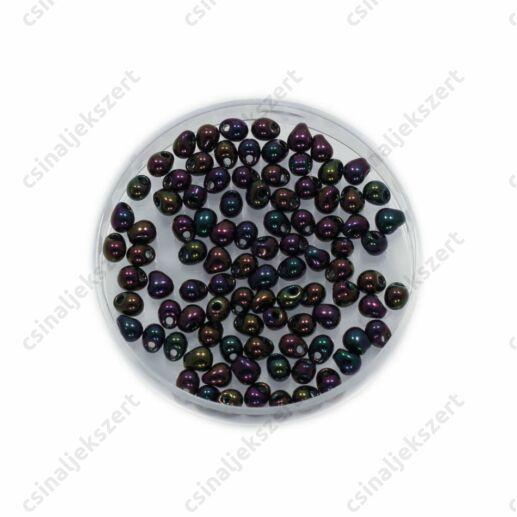 Bíbor Irizált / Purple Iris 9454 5g Miyuki csepp gyöngy