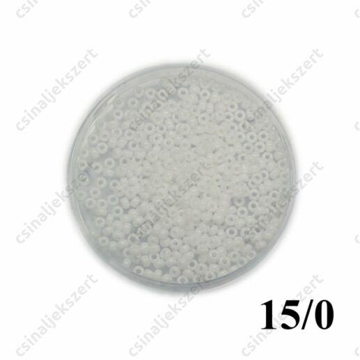Opak Fehér / Opaque White 9402 5g 15/0