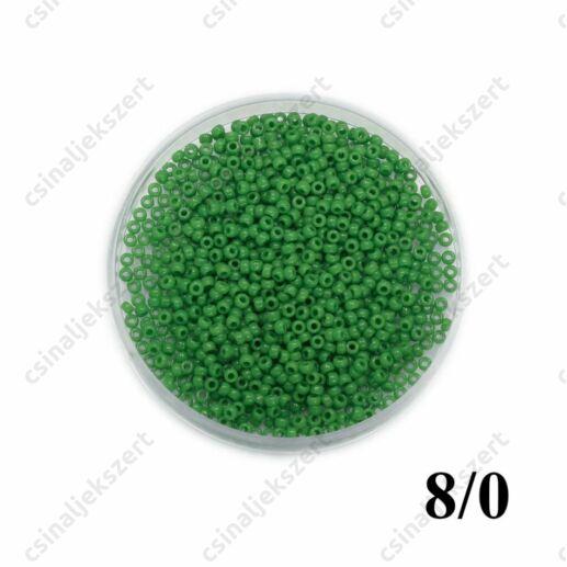 Opak borsózöld / Opaque Pea Green 9411 5g 8/0