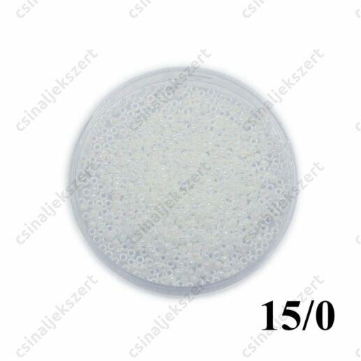 Fehér gyöngyház / White Pearl 9471 5g 15/0