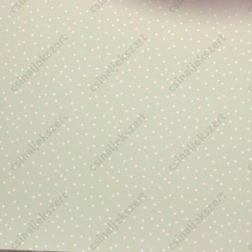 Belle születésnapja mintás üveglencsés ékszer papír (225)