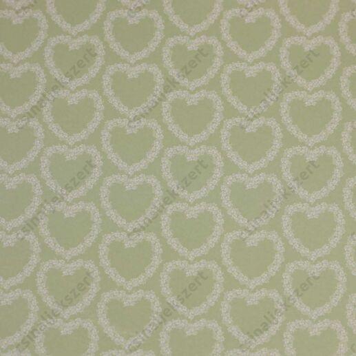 Csinos Csokor két oldalas üveglencsés ékszer papír (293)