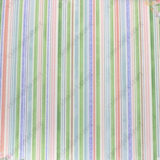 Lepkekert mintás üveglencsés ékszer papír (211)