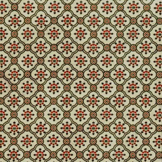 Marokkói fűszer csillogó üveglencsés ékszer papír (255)