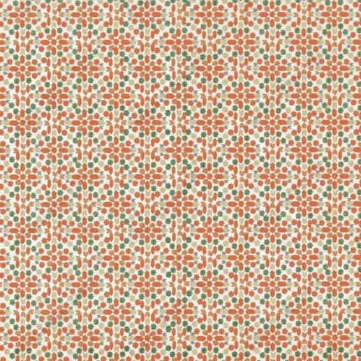 Marokkói fűszer két oldalas üveglencsés ékszer papír (266)
