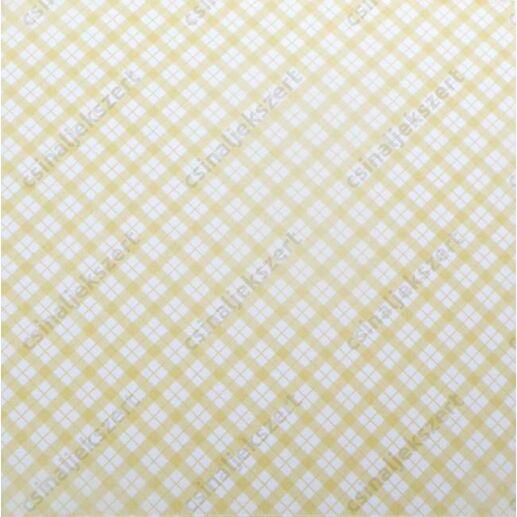 Mintás papír 15x15 cm Két oldalas (9)