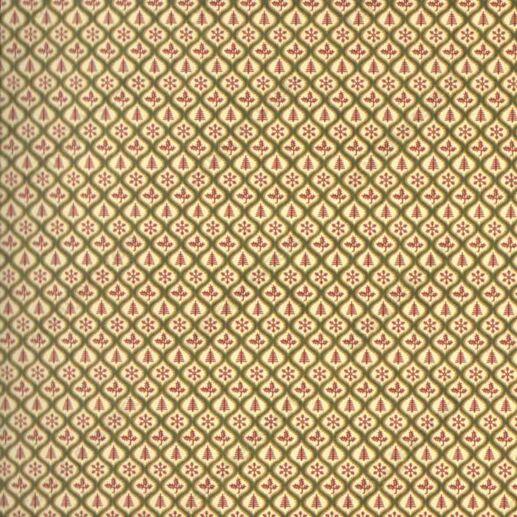 Száncsengő két oldalas üveglencsés ékszer papír (259)