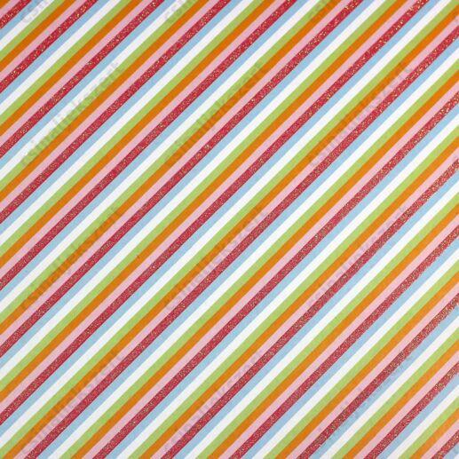 Szülinapozzunk! csillámos üveglencsés ékszer papír (272)