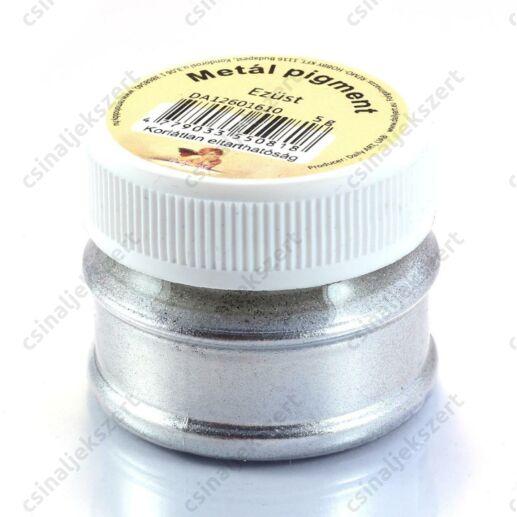15 g Ezüst színű Metál Pigmentpor