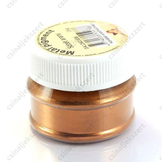 15 g Ezüst színű Sötét Arany Pigmentpor