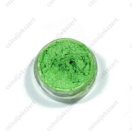 Almazöld színű Metál Pigmentpor