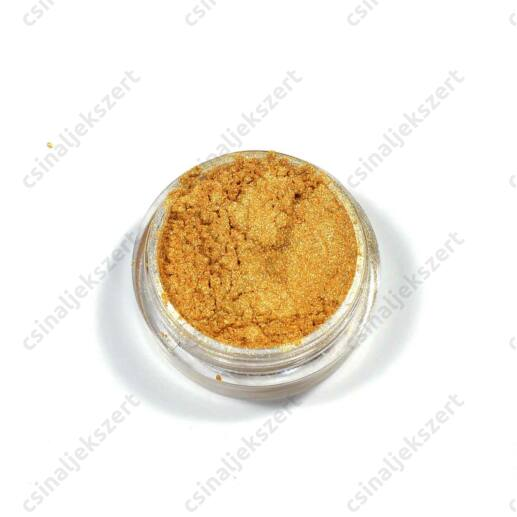 Aranysárga színű Metál Pigmentpor