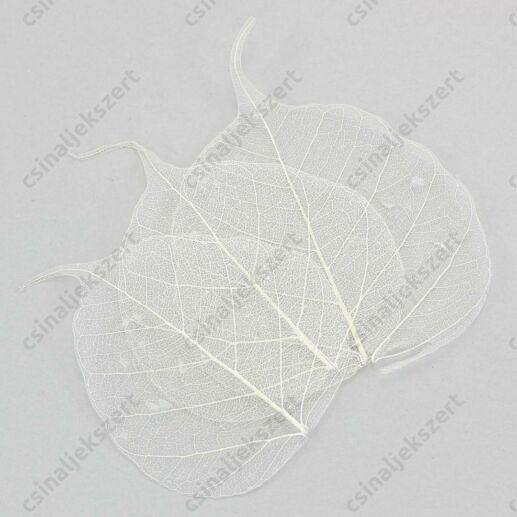 10 db fehér Fátyollevél