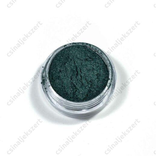 Fenyőzöld színű Metál Pigmentpor