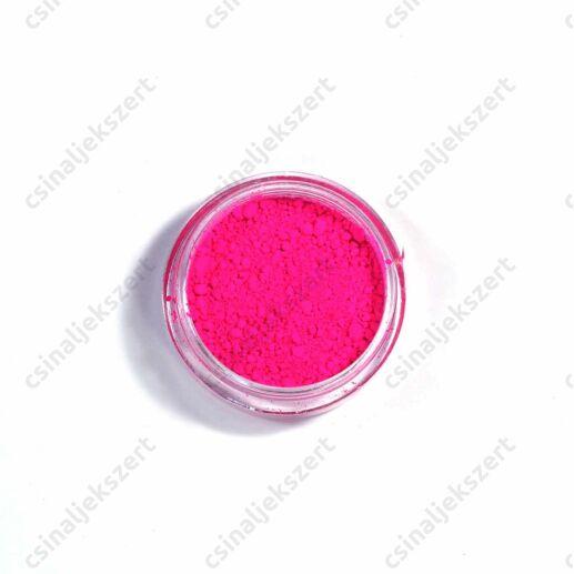 Neon Pink pigmentpor