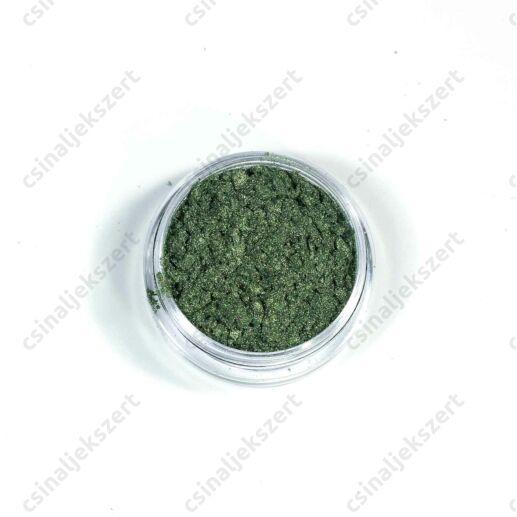Olivazöld színű Metál Pigmentpor