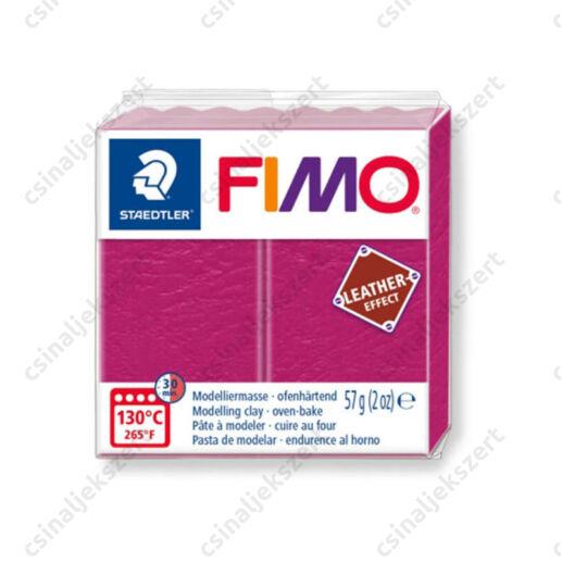 Fimo Leather süthető gyurma 56g Bogyó / Berry 229