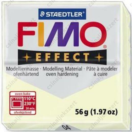 Fimo Effect süthető gyurma 56g Fluoreszkáló / Nightglow 04
