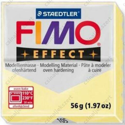 Fimo Effect süthető gyurma 56g Pasztell Vanília / Pastel Vanilla 105