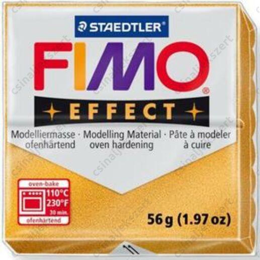 Fimo Effect süthető gyurma 56g Metál Arany 11