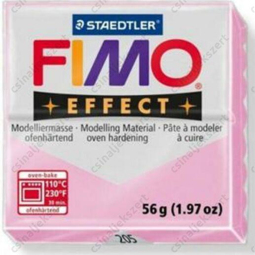 Fimo Effect süthető gyurma 56g Pasztell Világos Rózsaszín / Pastel Light Pink 205